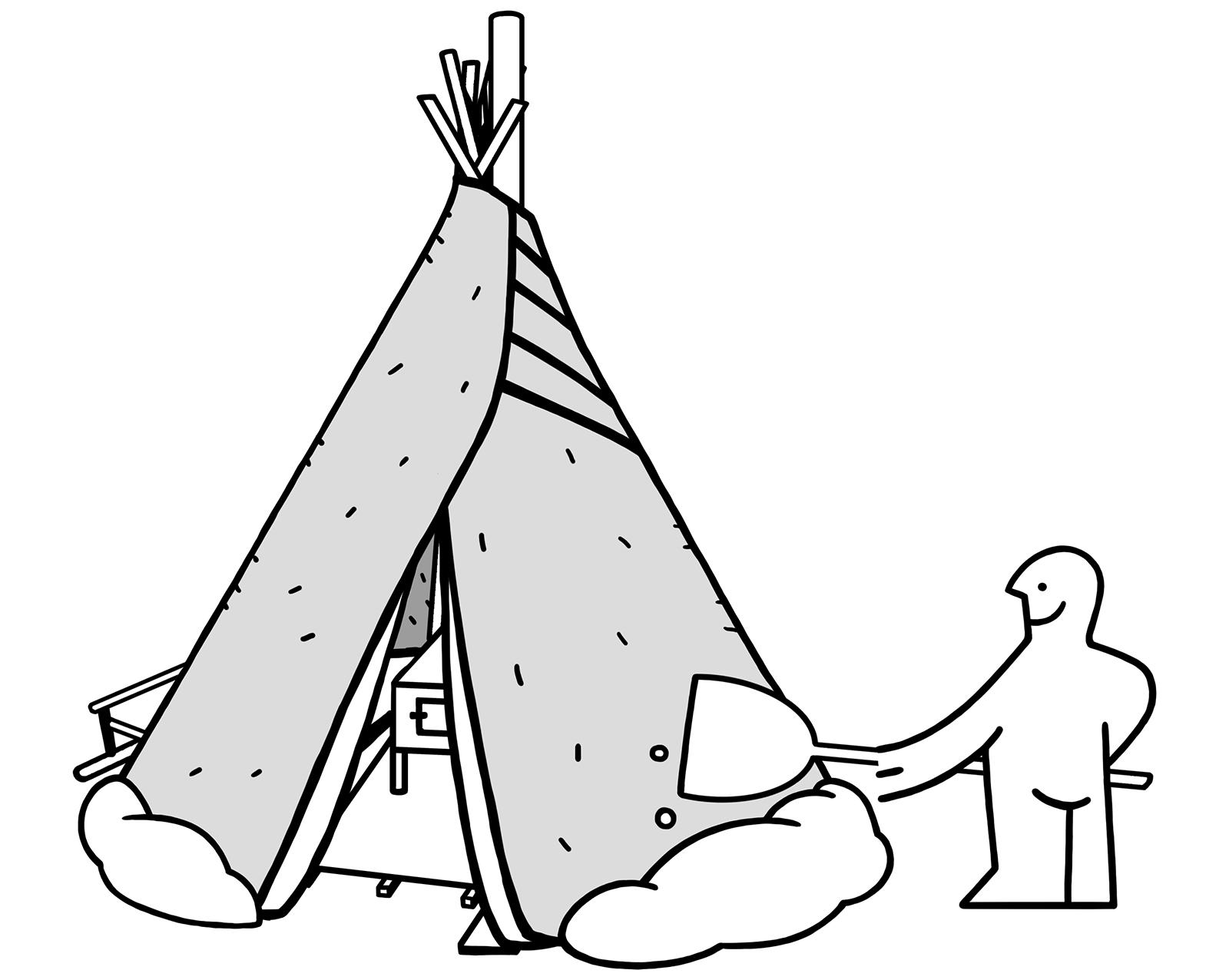 Традиционные жилища северных народов