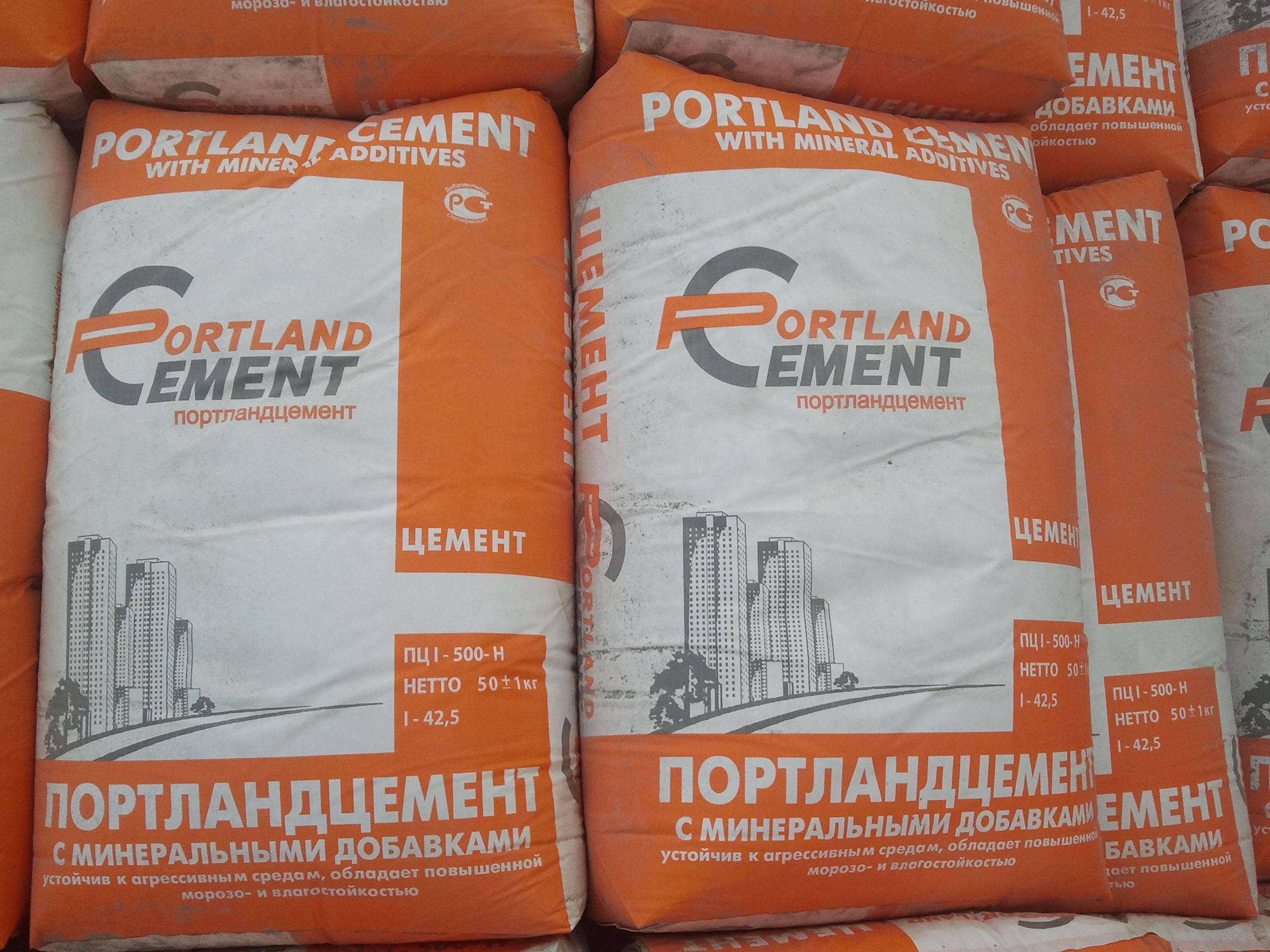 Портландцемент: что это такое, состав и свойства, разновидности и марки по гост, сульфатостойкий пуццолановый портландцемент