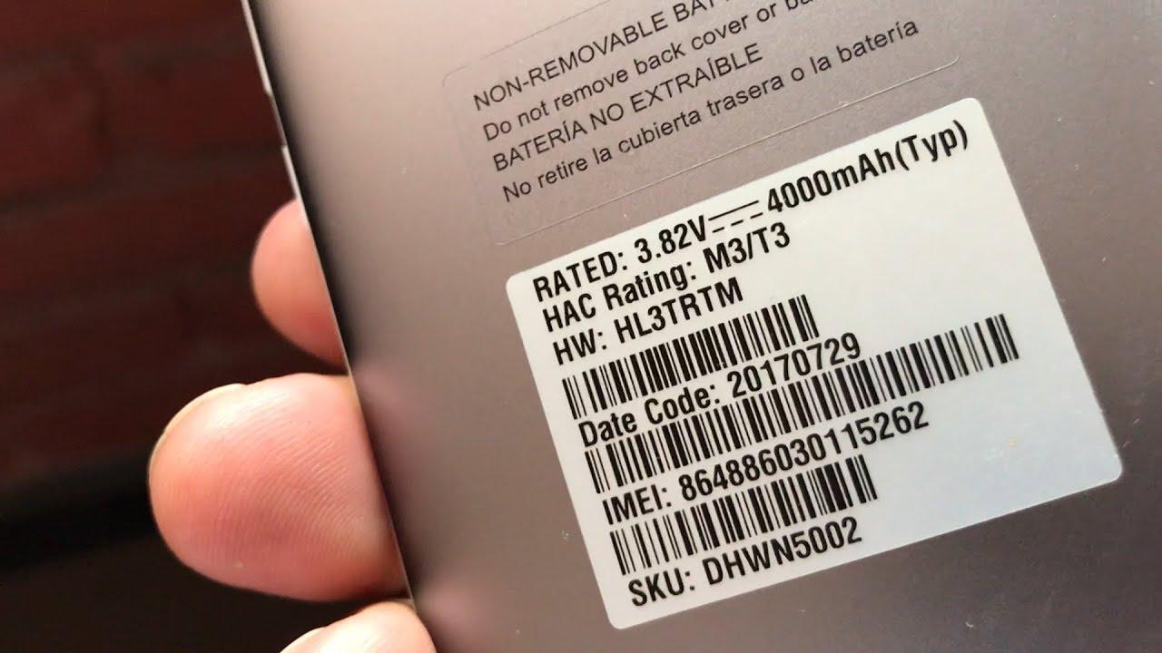 Как узнать imei телефона на android или iphone и что это такое?