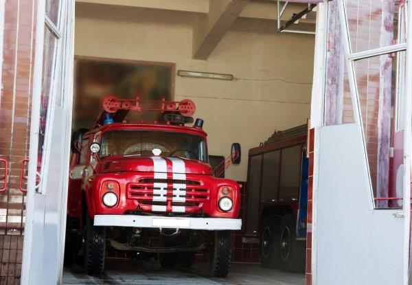 Трансмиссия пожарных автомобилей
