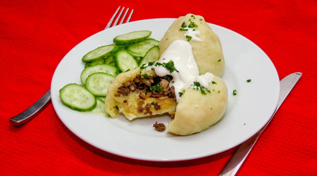 Кнедлики – кулинарный рецепт