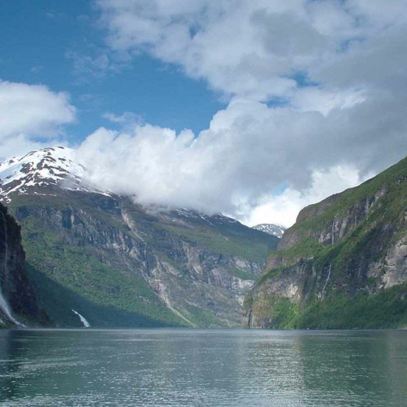 Фьорды норвегии. фото, карта фьордов норвегии на туристер.ру