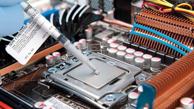 Как выбрать термопасту для процессора и видеокарты: виды, технические особенности и лучшие производители