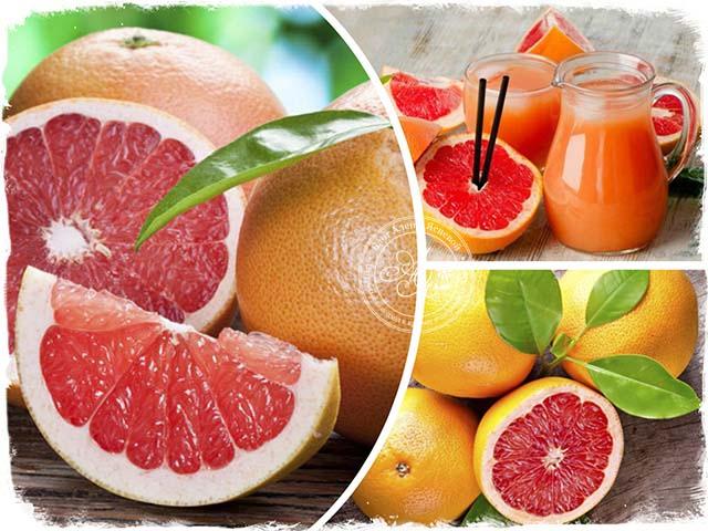 Чем полезен грейпфрут для здоровья организма