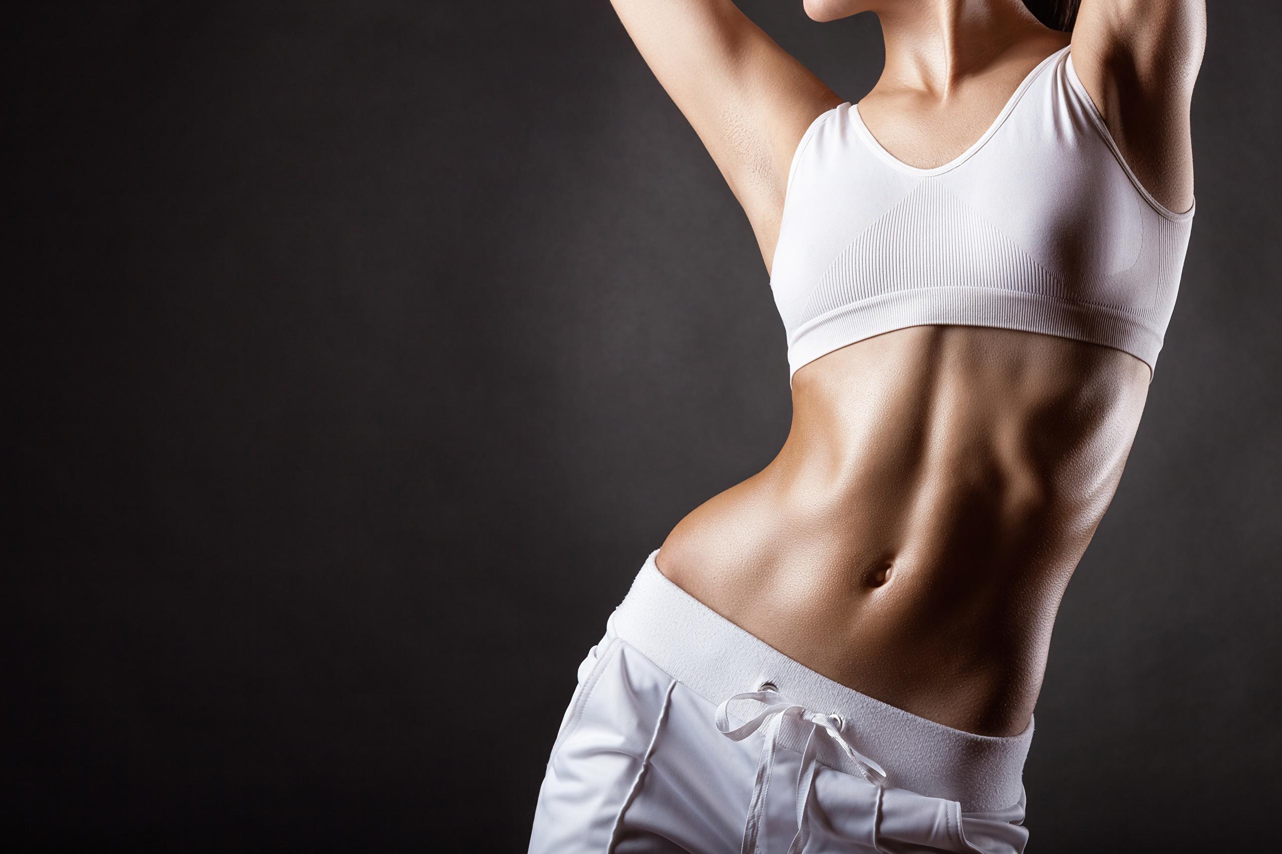 О чем говорит живот: что означают жировые отложения, и как от них избавиться