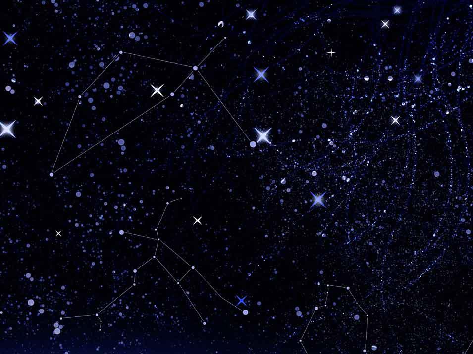 Созвездие козерог: легенда, размер, звёзды, объекты, наблюдение