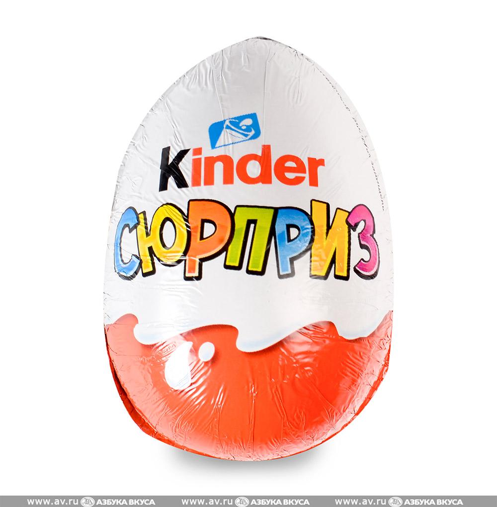 Шоколадное яйцо с сюрпризом: история бренда kinder   pricemedia