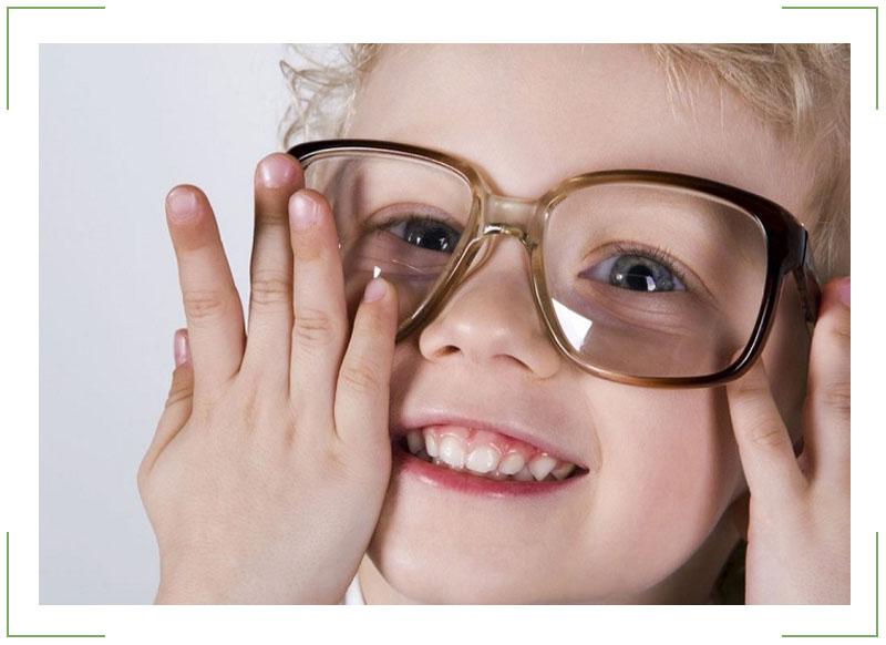 Основные степени гиперметропии глаза