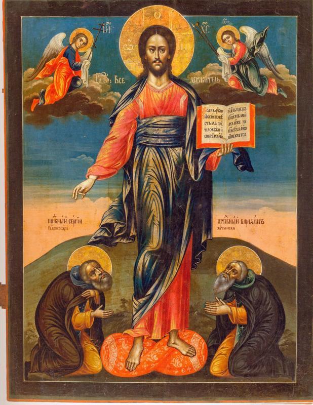 Неживая икона, или о чем скорбит иконописец (+ видео + фото) | православие и мир