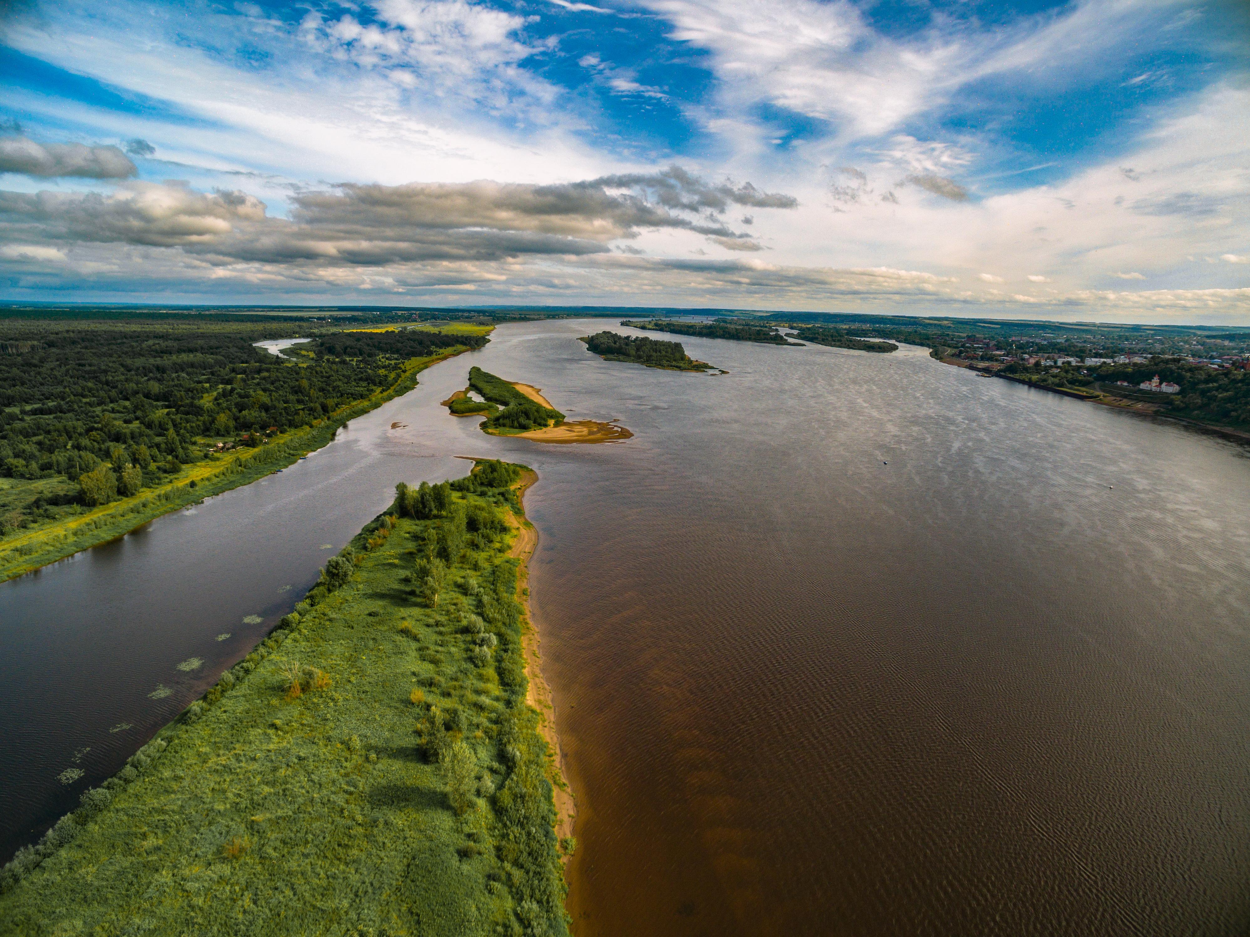 Река кама: характеристики, применение и интересные факты