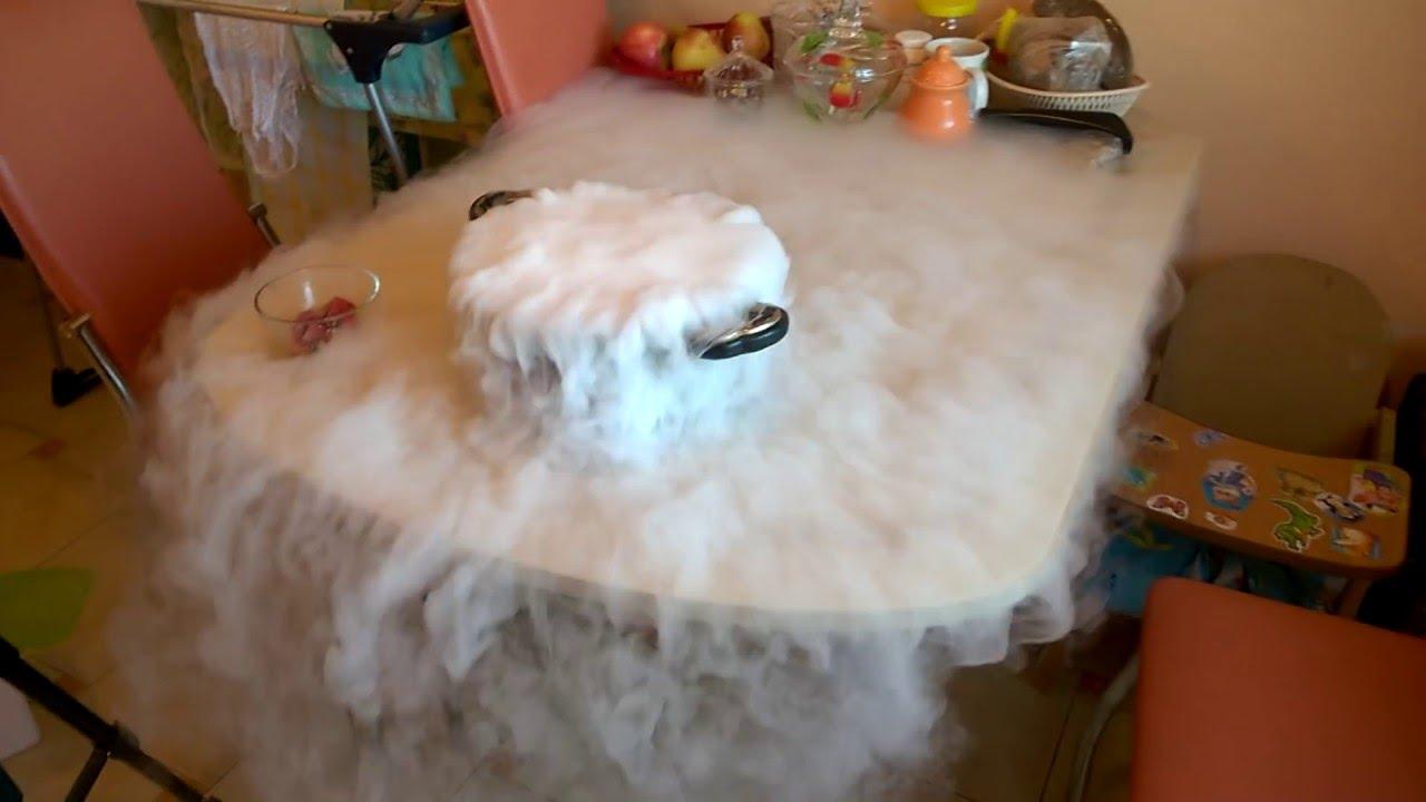 Как сделать сухой лед: 13 шагов (с иллюстрациями)