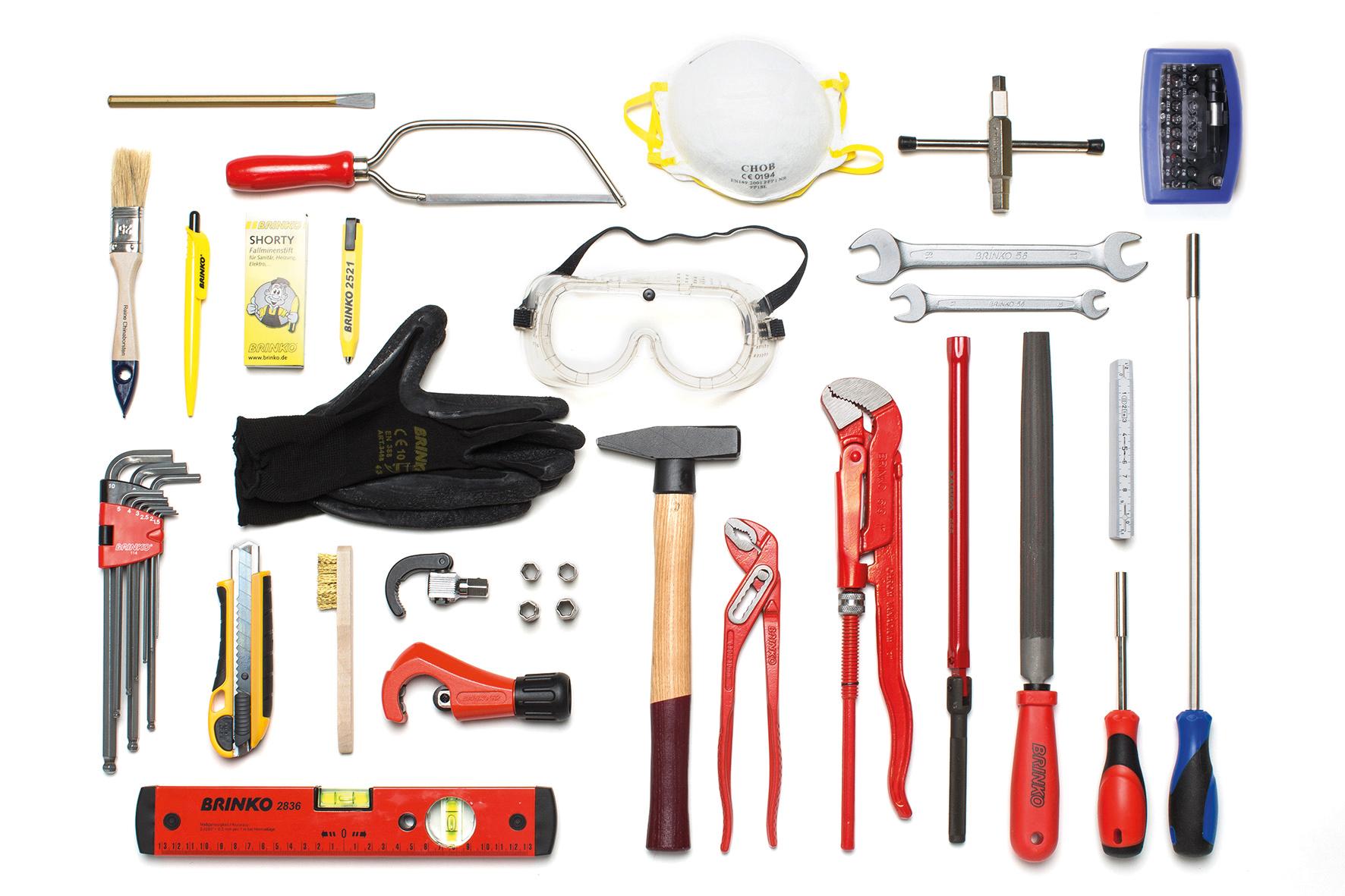 Ручной инструмент: виды и назначение