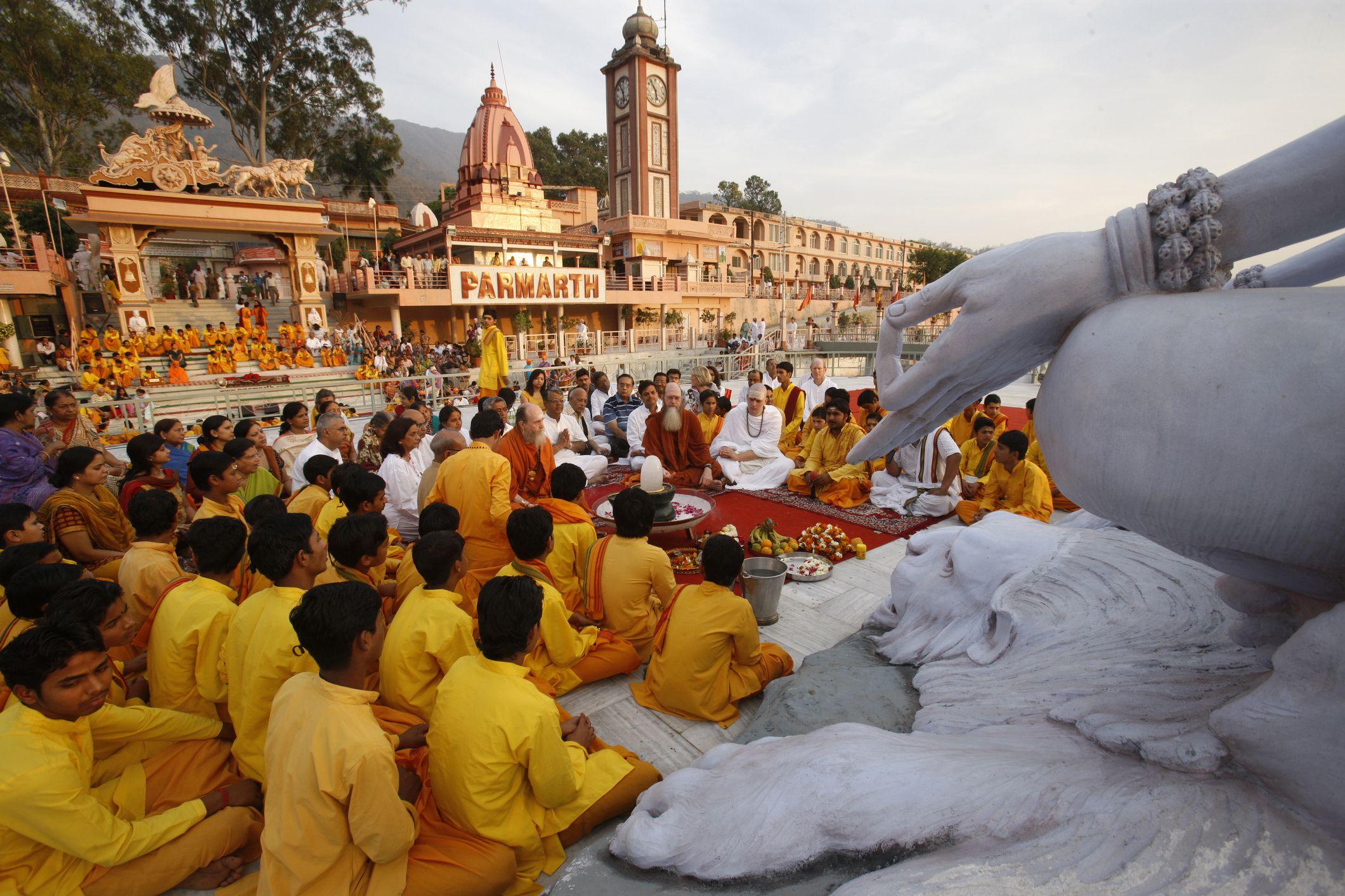 Центр йоги иша в индии. одно из лучших мест для духовного развития