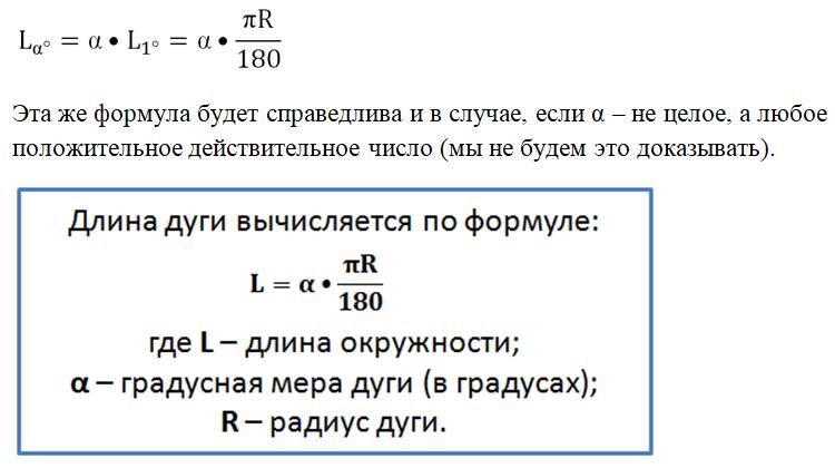 Радиус окружности — что такое, формула, как найти ⚪
