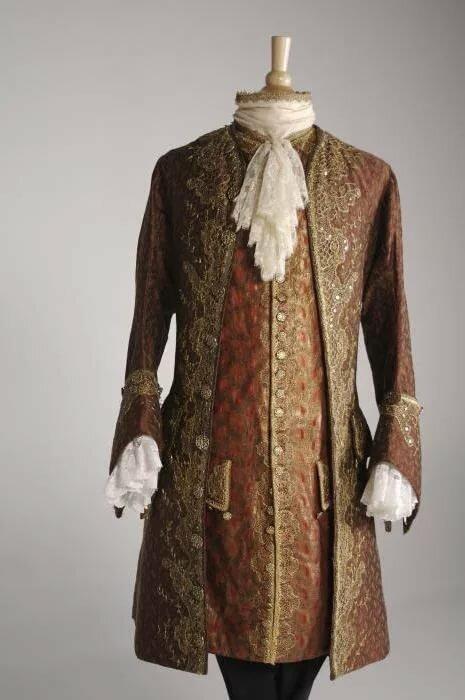Камзол - это мужская одежда xix века, которая отлично смотриться в женском гардеробе :: syl.ru