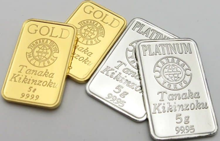Платина: свойства и применение
