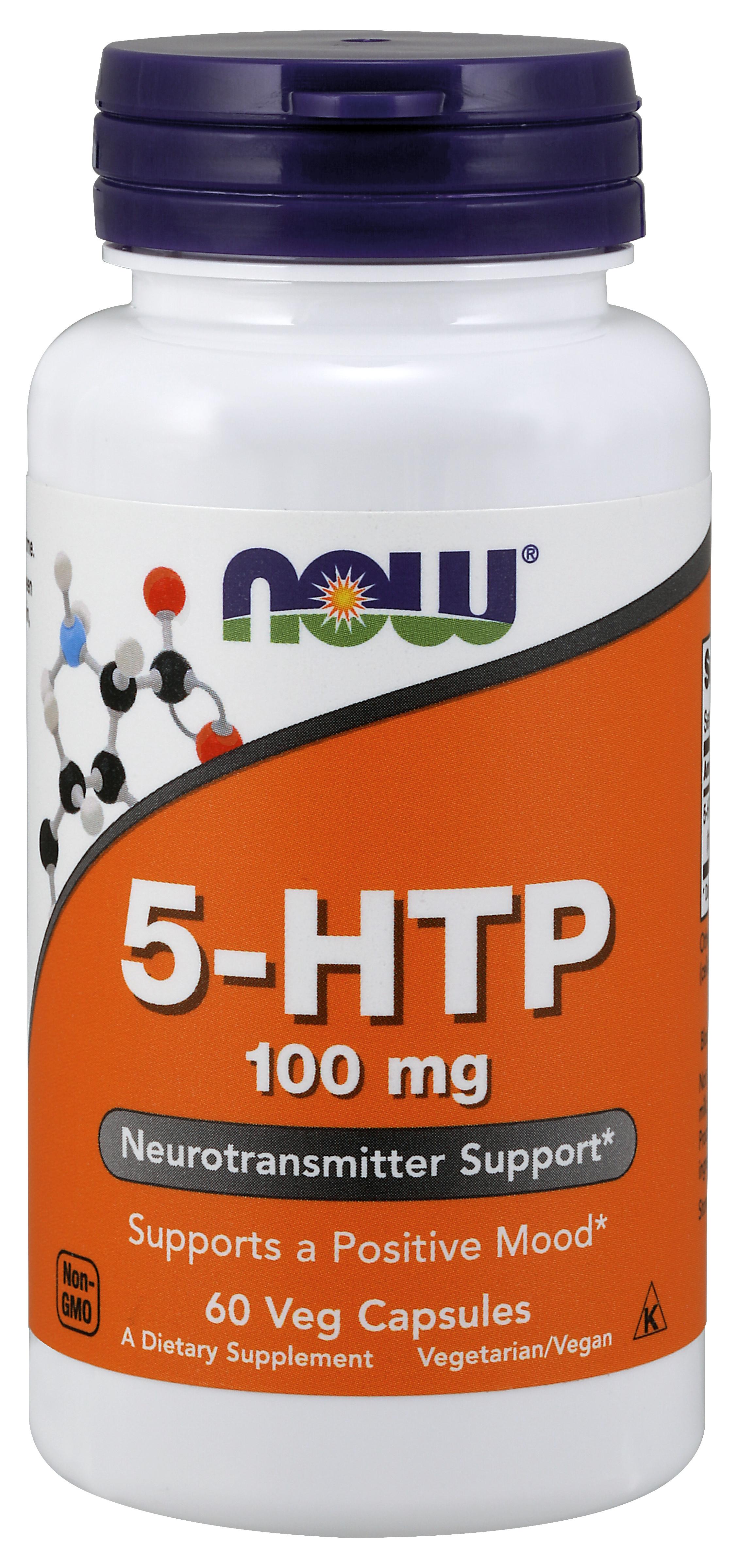 Now foods 5-htp – инструкция по применению, отзывы и цены