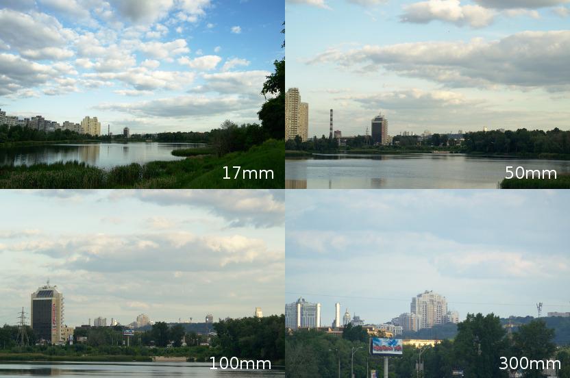 Что такое фокусное расстояние? на что оно влияет?