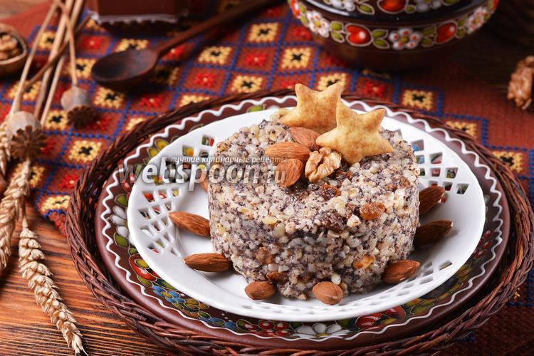 Кутья (41 рецепт с фото) - рецепты с фотографиями на поварёнок.ру