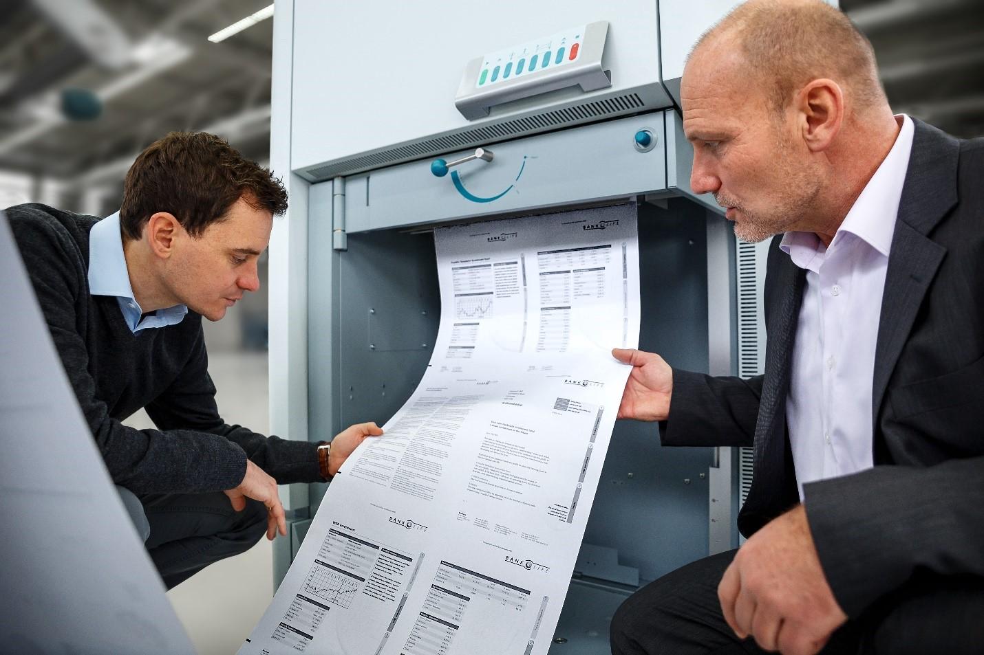 Офсетная печать — технология для больших тиражей