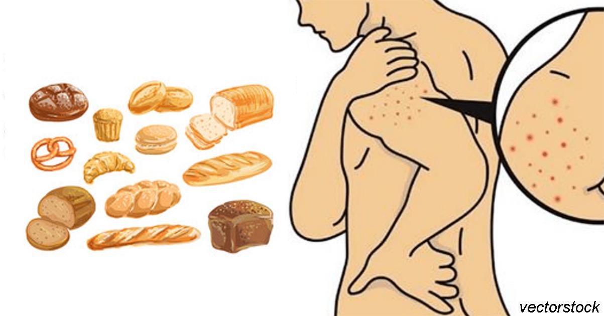 Вредные продукты для похудения. мучные изделия