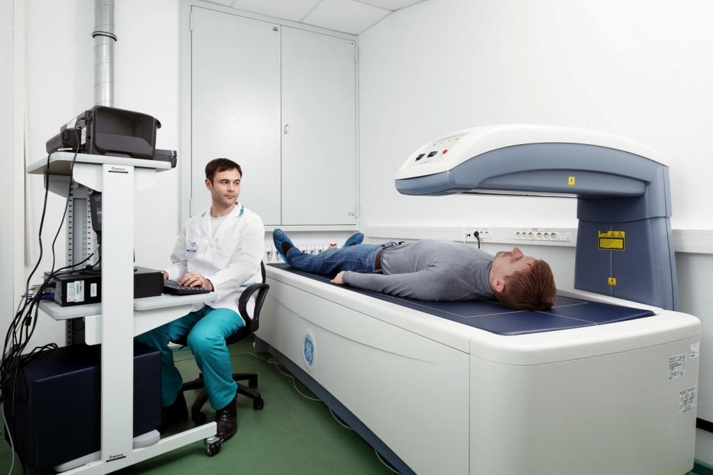 Что такое денситометрия позвоночника?