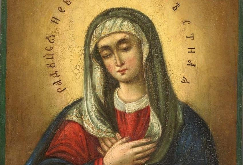 Икона божией матери умиление: о чем молятся?