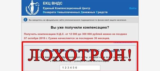Компенсация ндс физическому лицу в россии и как получить