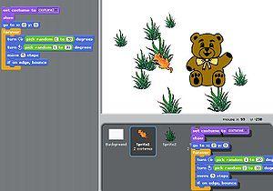Scratch 1.4, 2.0, 3.0 - скачать бесплатно на русском языке