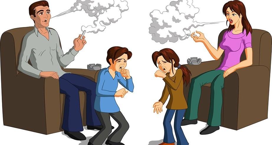 Пассивное курение: его влияние на здоровье курильщика, почему оно вреднее активного