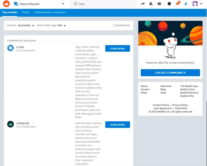 Что такое реддит? reddit.com социальный новостной сайт