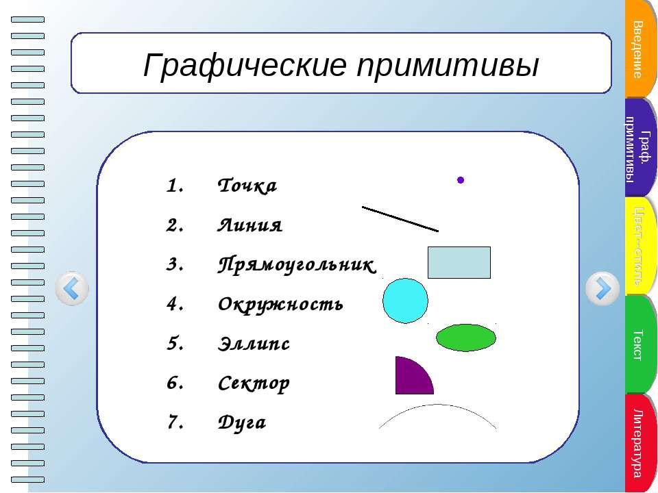 Wxpython: графические примитивы, система координат, единицы измерений