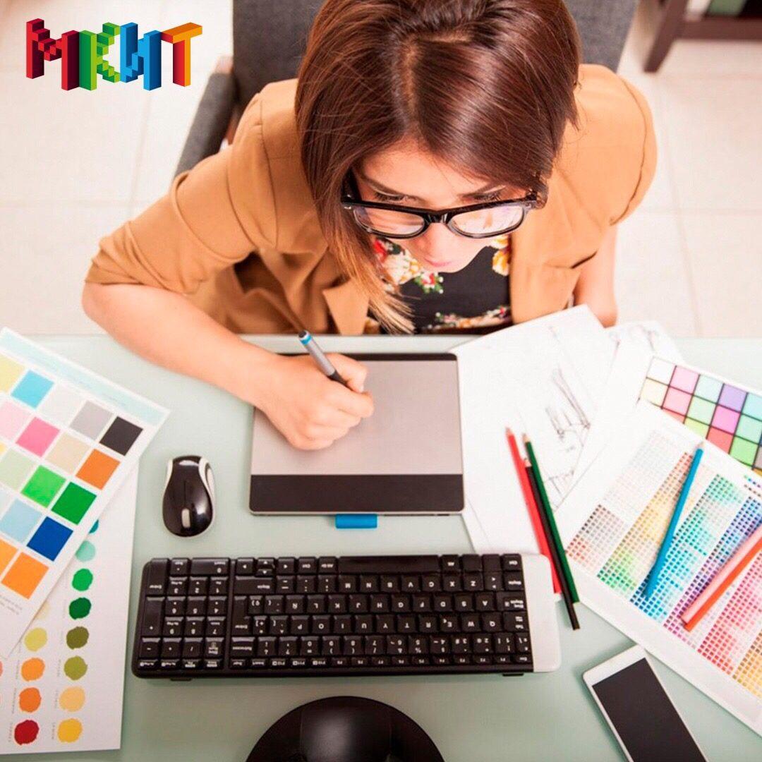 Профессия графический дизайнер: кто это, чем занимаются, зарплата и где учиться