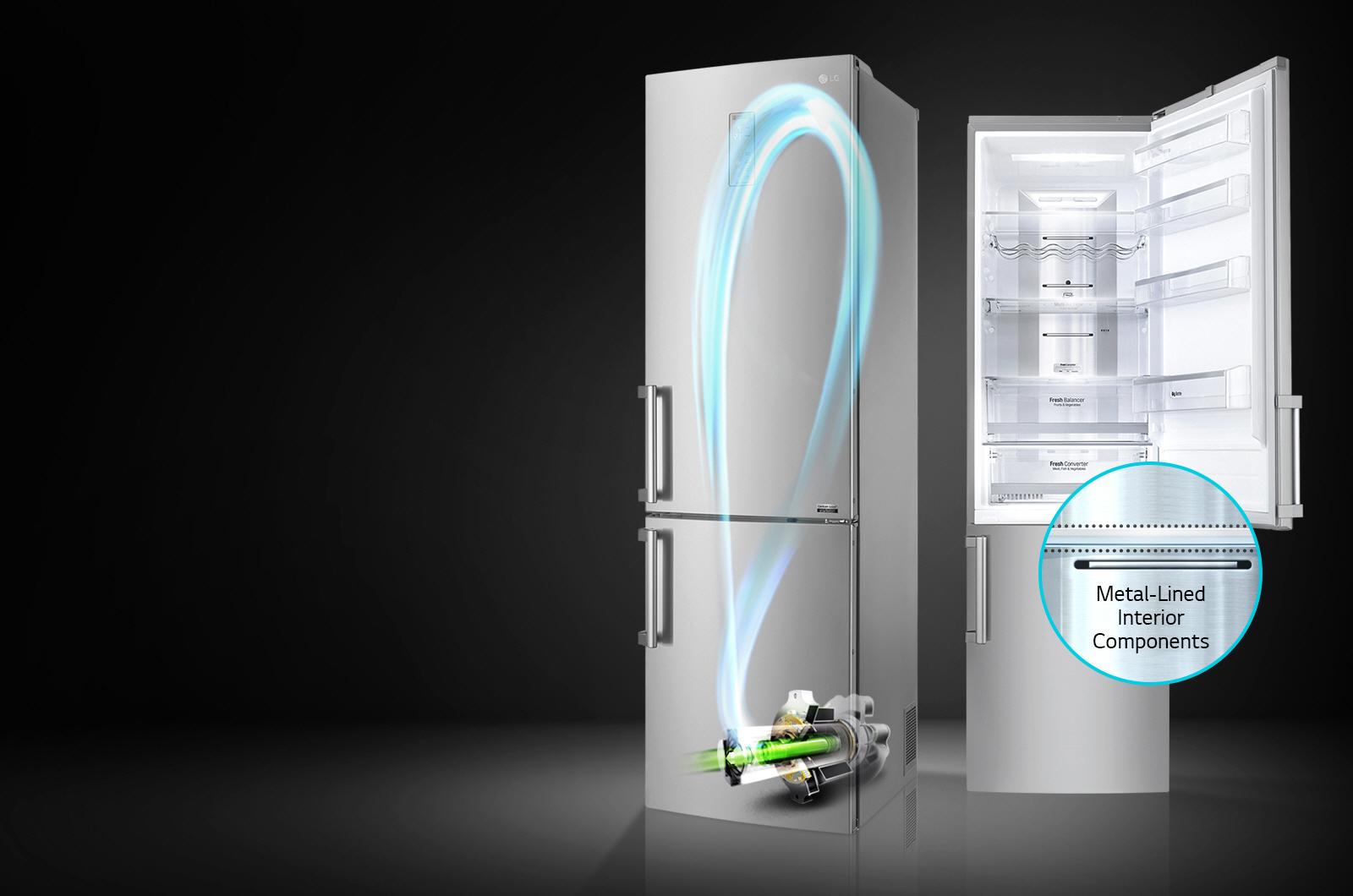 No frost - что это такое в холодильнике? принцип работы системы