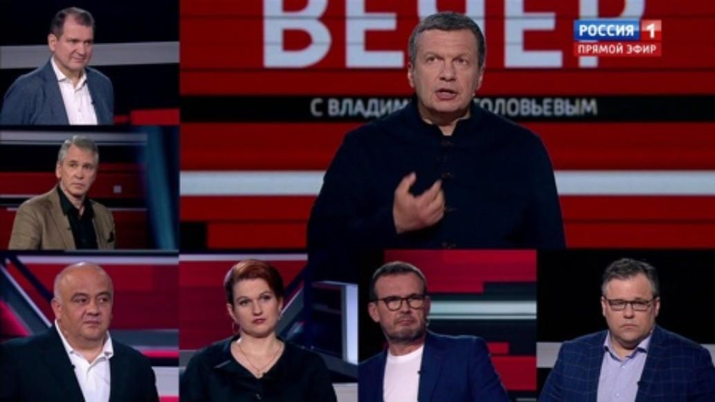 Телевидение изнутри: как работает сценарист политического ток-шоу