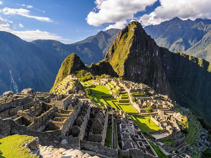 Природные объекты всемирного наследия