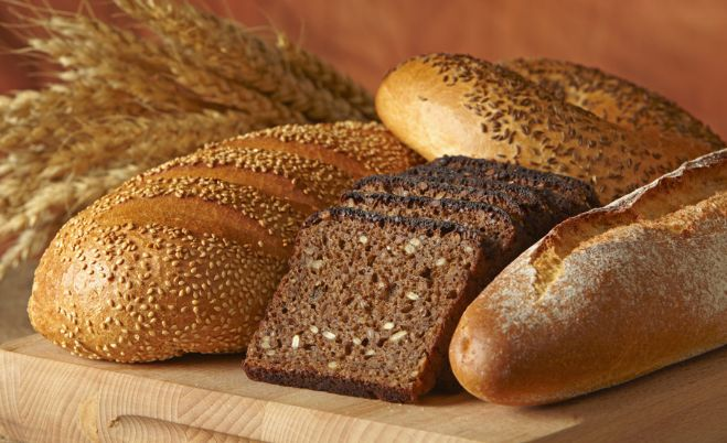 Польза и вред цельнозерновой хлеб | польза и вред