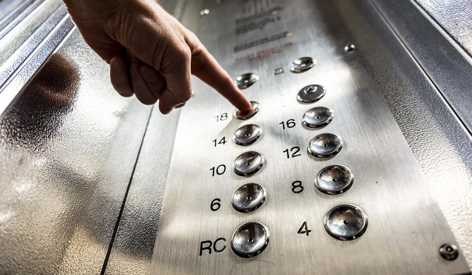 Принцип работы лифта