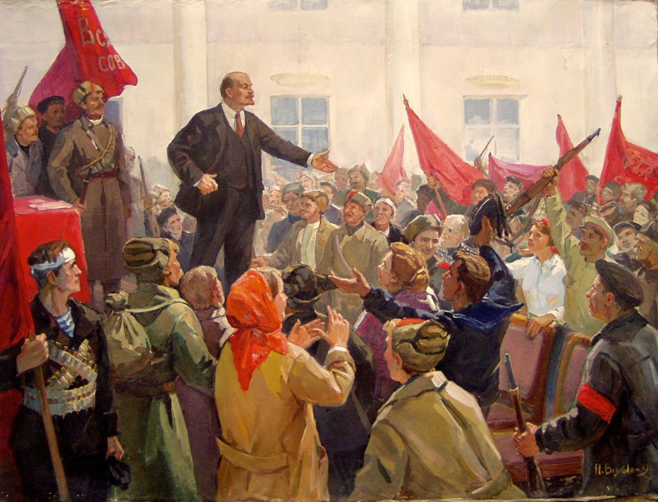 Что такое революция - значение и примеры