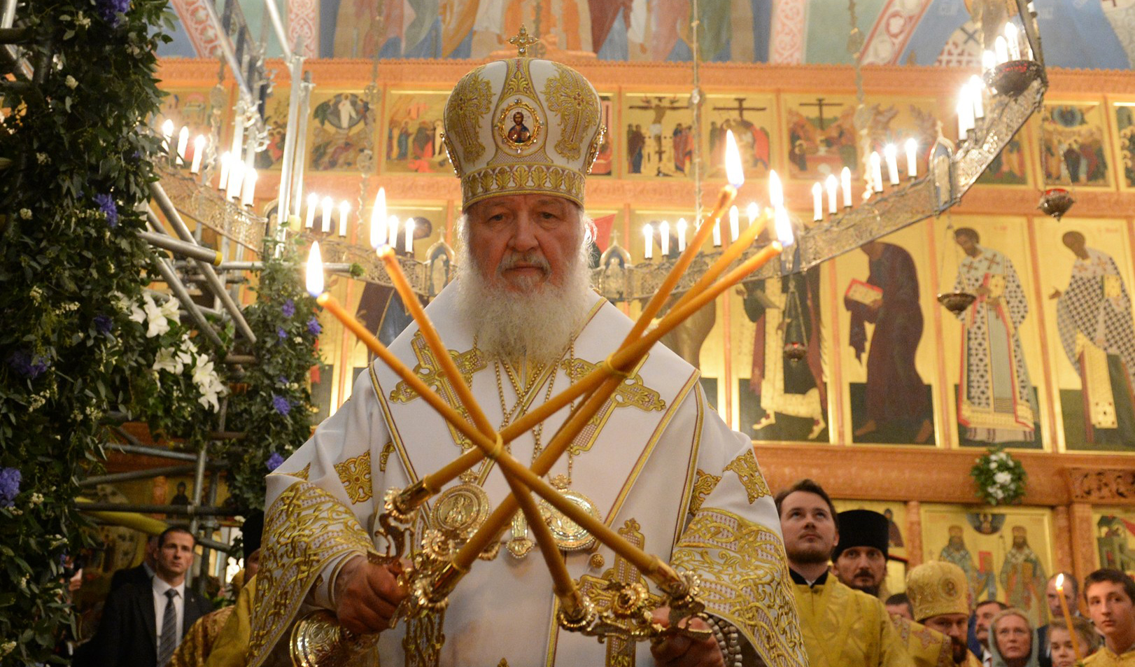 Патриарх: кто это, что означает титул