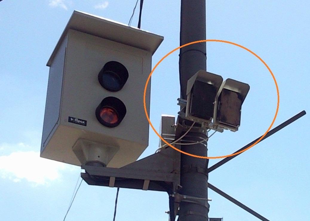 Правила установки камер видеофиксации на дорогах