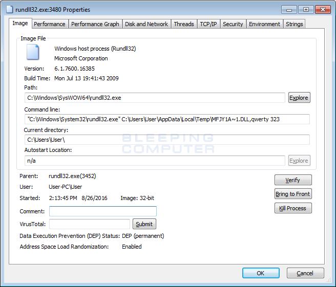 Что такое rundll32.exe-16b6353f.pf? как исправить связанные с ним ошибки? [решено]