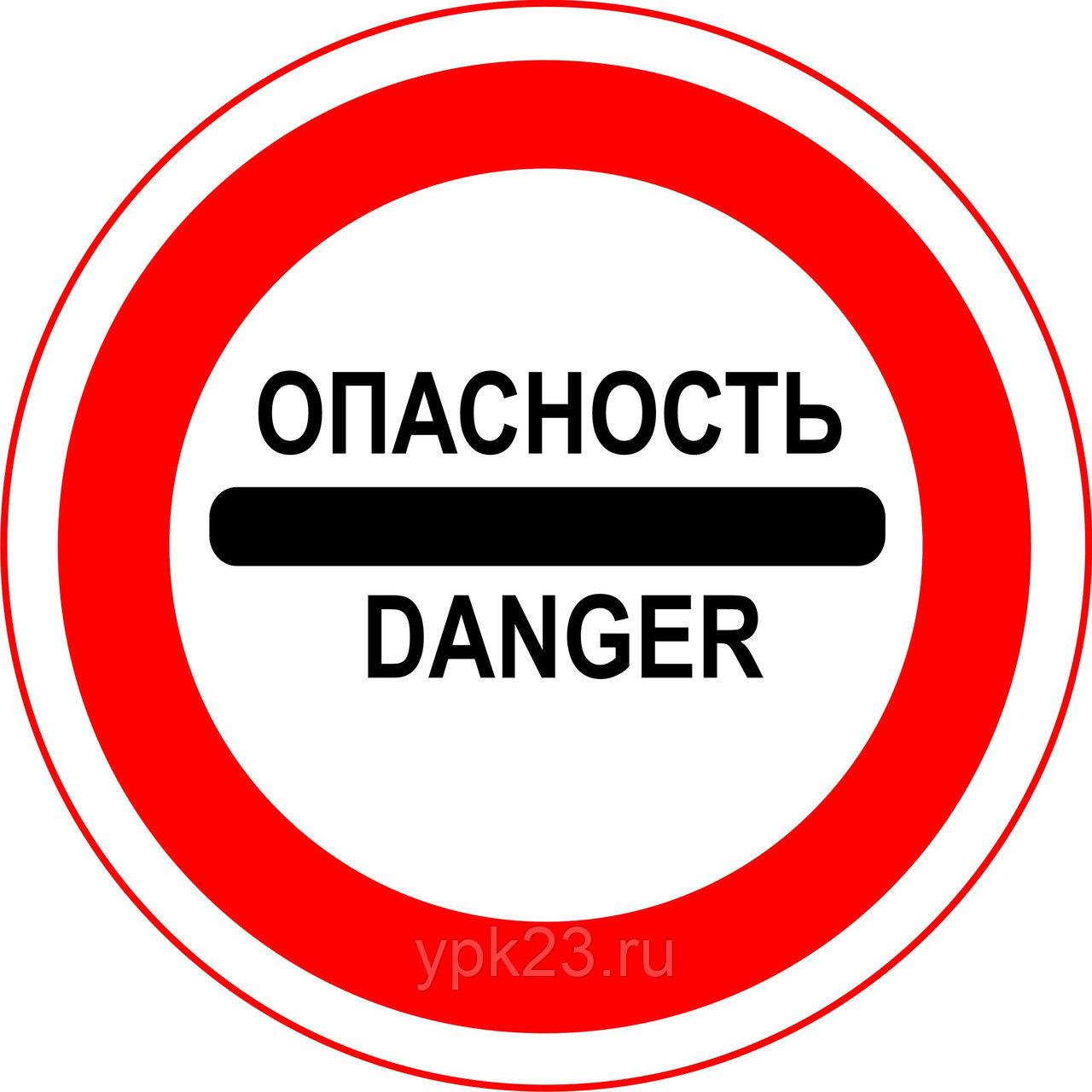 Опасность: понятие, характеристика, виды и особенности, примеры
