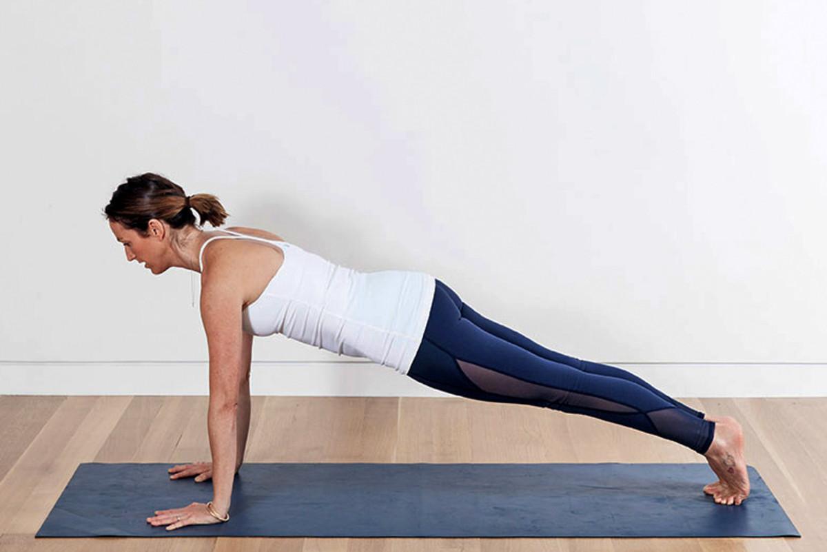 Боковая планка:5 видов, как правильно делать,рабочие мышцы,польза