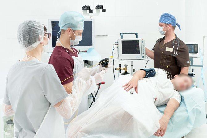 Что показывает фгдс желудка: выявление болезней