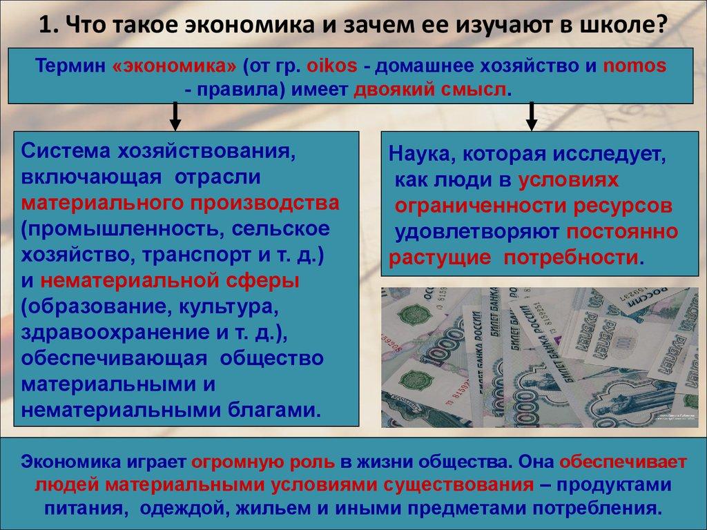 Что такое экономика? экономика страны :: businessman.ru