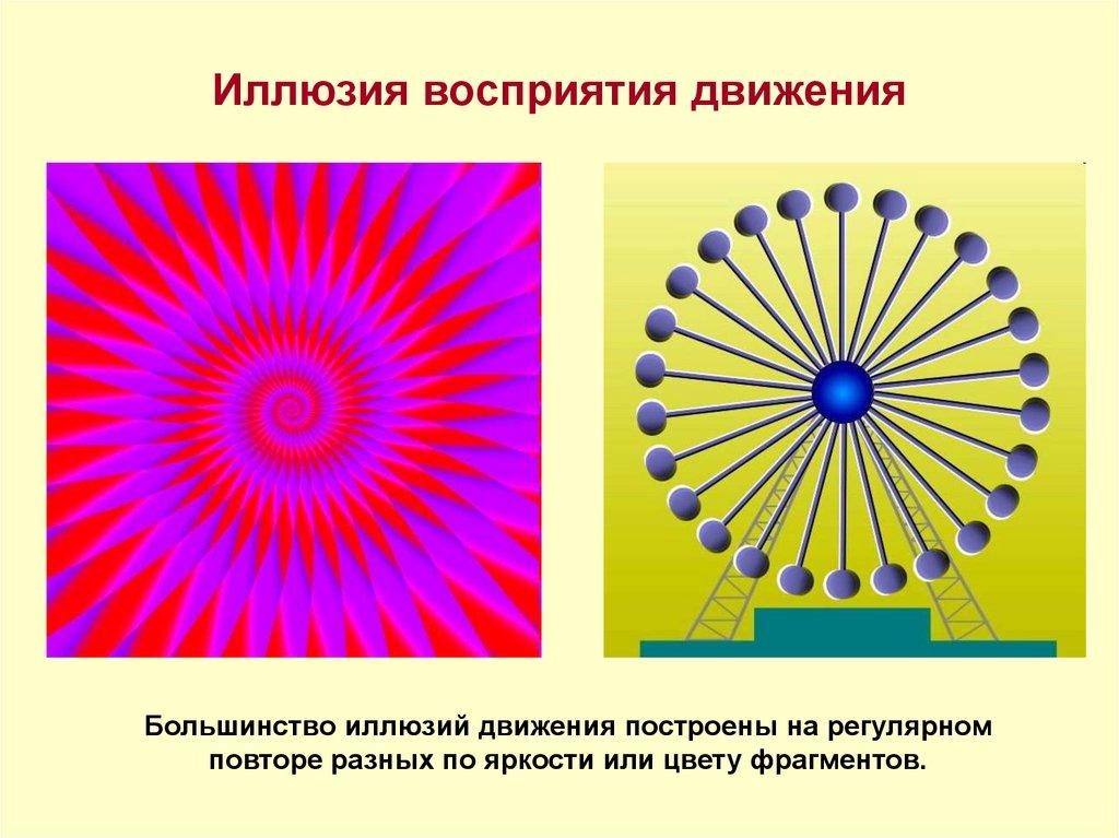 Иллюзия - что это такое, виды иллюзий