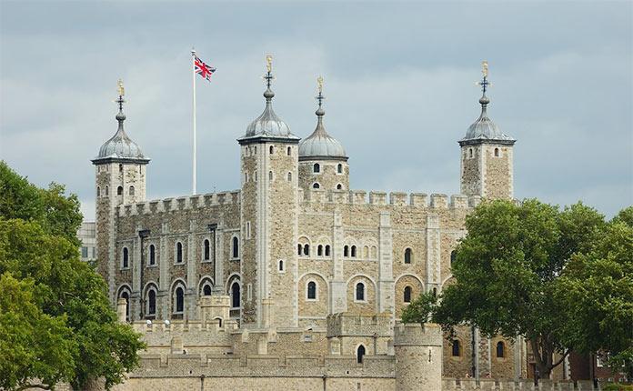 Лондонский тауэр – описание, история, узники, легенды, фото