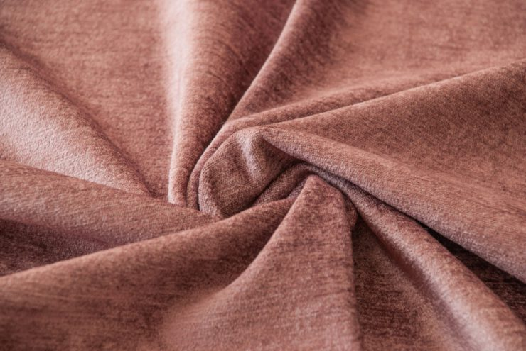 Ткань шенилл для дивана — отзывы, характеристики, преимущества