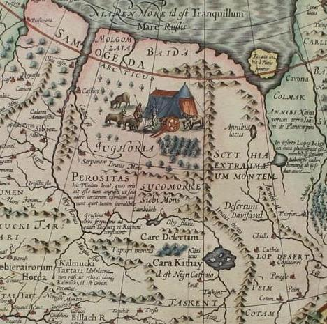 История тартарии: приключения топонима